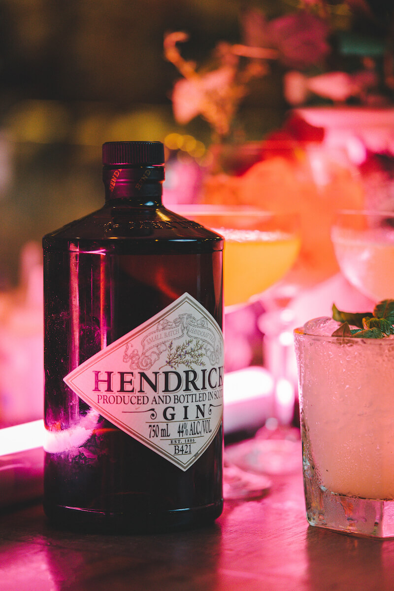 Six Weeks of Hendrick's Gin - Distillery Gastropub. After Dark