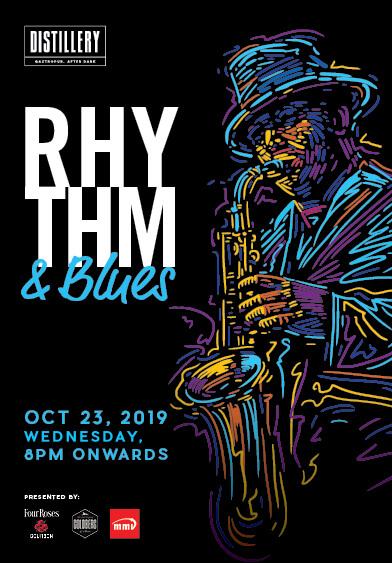Rhythm & Blues - Distillery Gastropub. After Dark