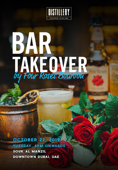 Tuesday Bar Takeover - Distillery Gastropub. After Dark