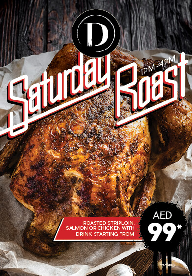 Saturday Roast at Distillery