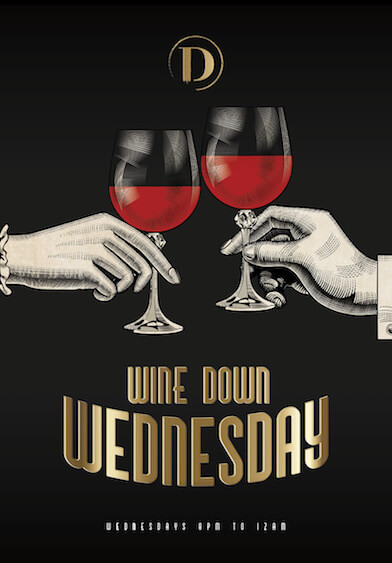 Wine Down Wednesday - Distillery