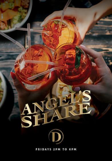 Distillery Angel's Share