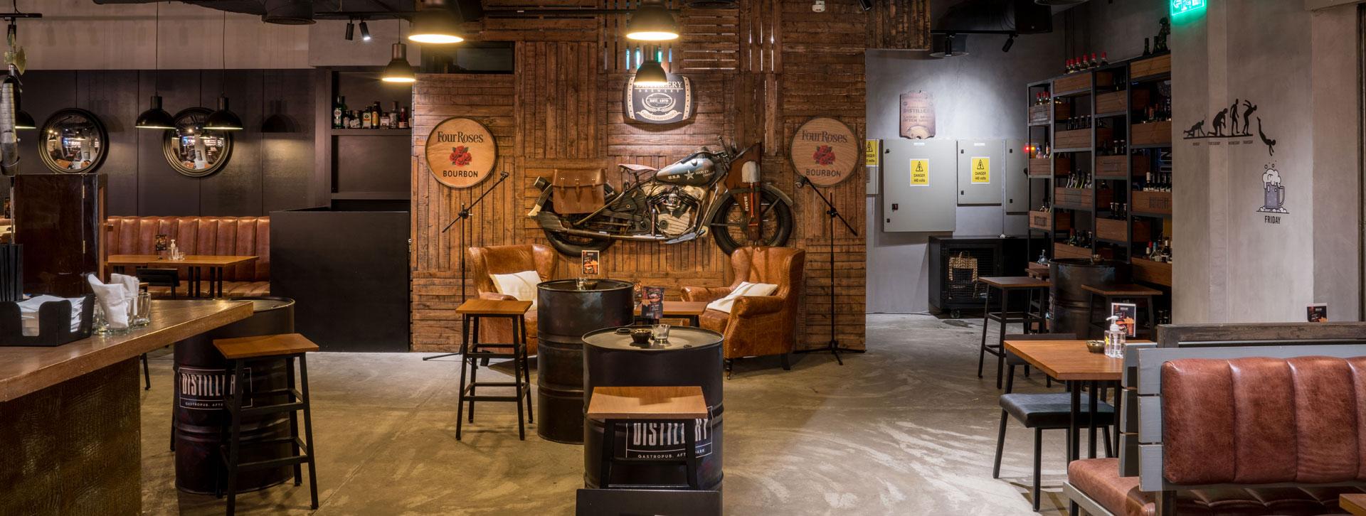 Mad Monkey - Distillery Dubai