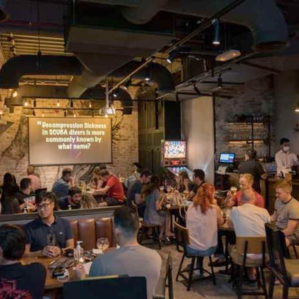 Quiz Night at Distillery Dubai
